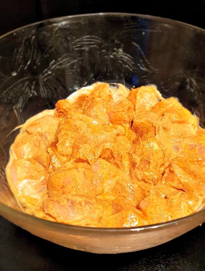 chicken tikka masala marinade