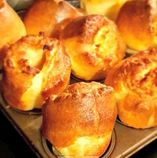 easy yorkshire pudding recipe