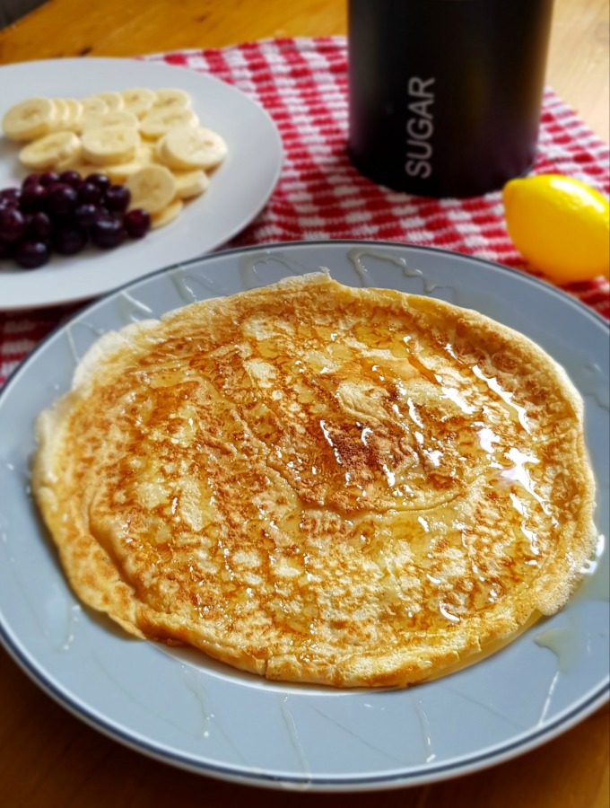 Super Simple Shrove Tuesday Pancake Recipe Skint Chef
