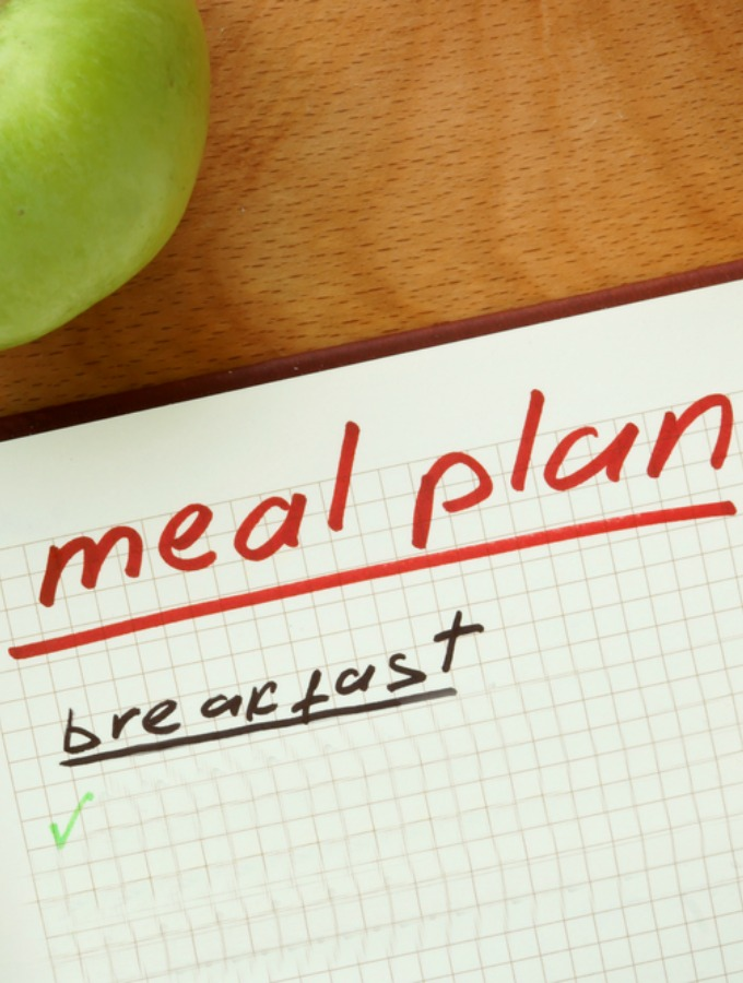 4 week budget meal plan