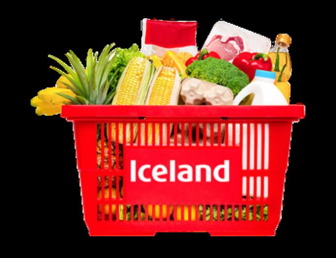 iceland basket