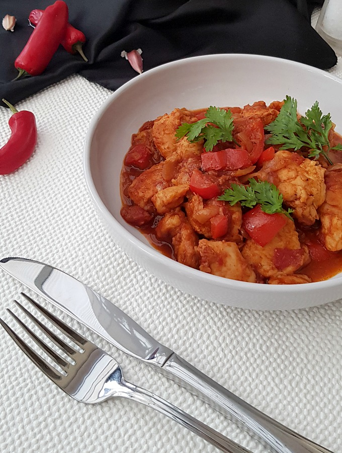 chinese chicken chilli recipe
