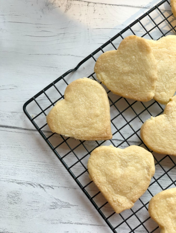Easy Homemade Kids Shortbread Recipe 6p Per Biscuit Skint Chef