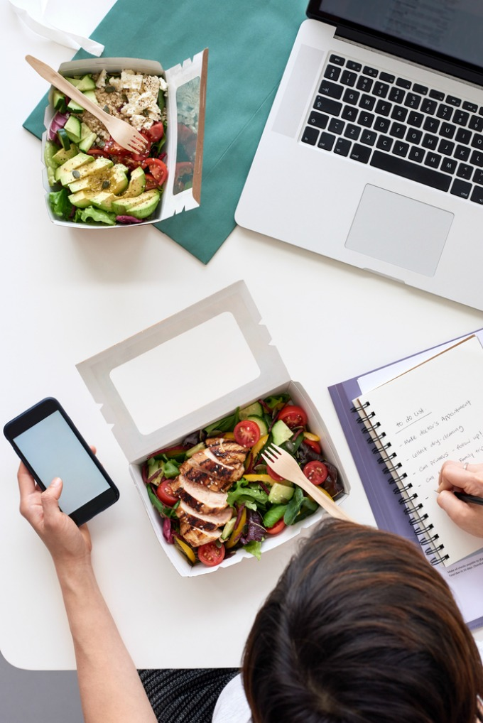 writing a meal plan