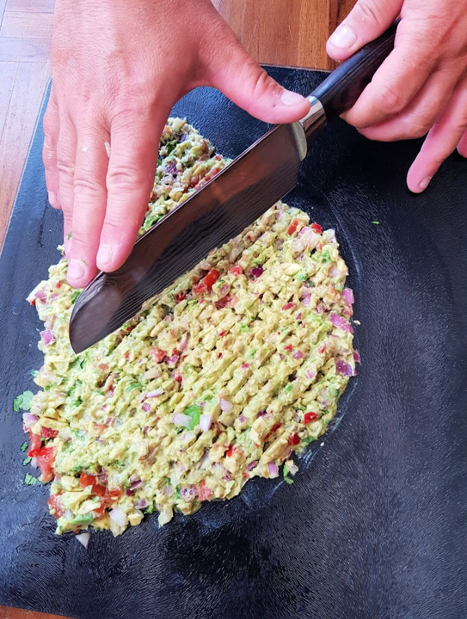How to make guacamole step by step